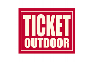 TICKET OUTDOOR Logo