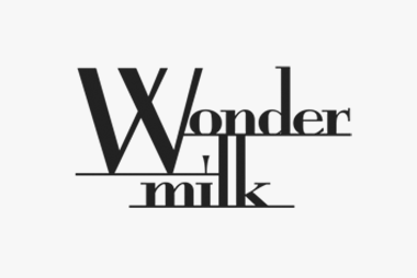 Wonder milk Logo