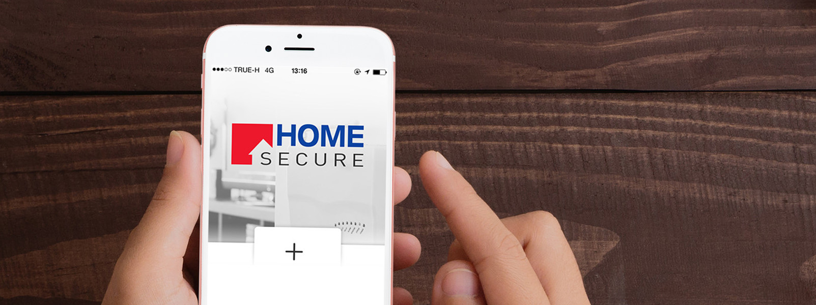 HomeSecure Case Image